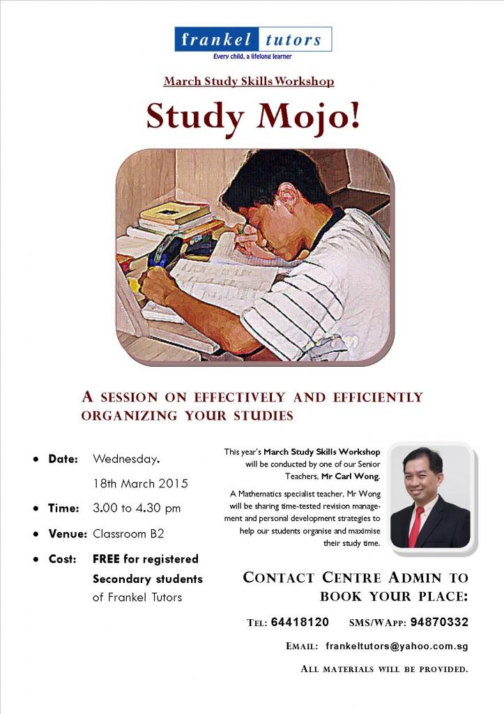FT March StudySkills