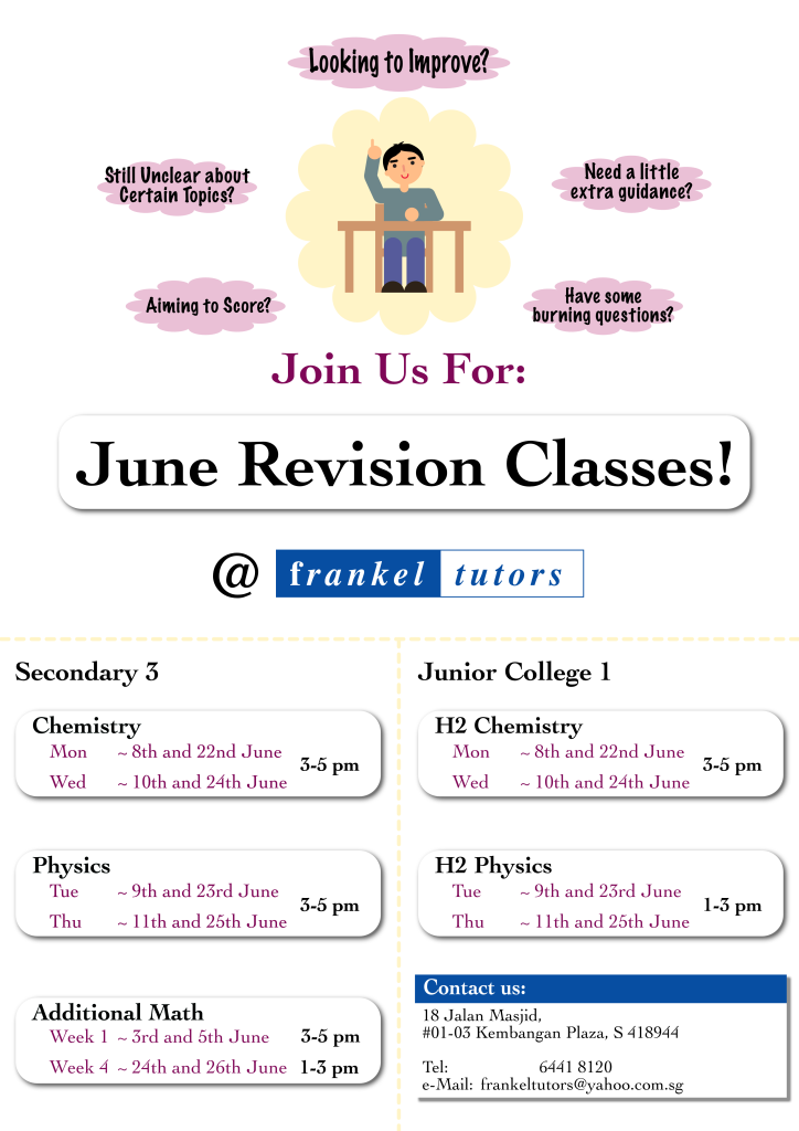 June Revision 2