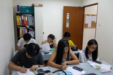 Exam Fever!
